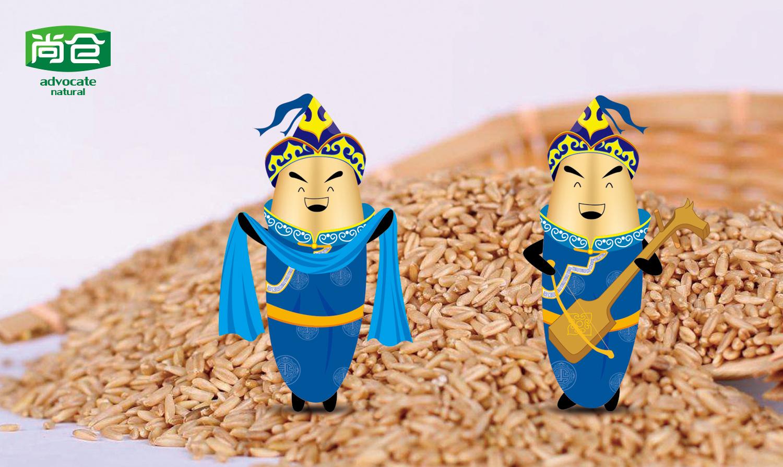 尚仓 · 裸燕麦米